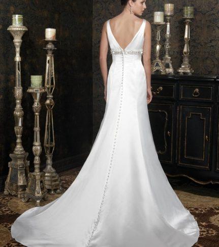 Innovias | Vestido de novia Beraldi de Innovias venta outlet escote ...